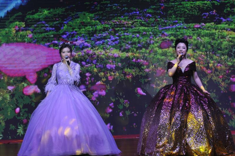 """公司参加市国资系统庆祝新中国 成立70周年""""我和我的祖国""""文艺汇演"""